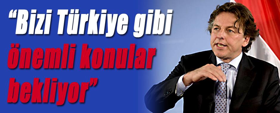 BIZI TURKIYE GIBI ONEMLI KONULAR BEKLIYOR FOTO AA